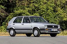 VW GOLF II (19E, 1G1) 08/1983 – 12/1992