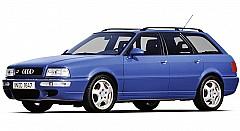 AUDI 80 Avant (8C, B4) 09/1991 – 01/1996