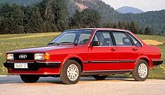 AUDI 80 (81, 85, B2) 08/1978 – 12/1986