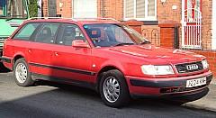 AUDI 100 Avant (4A, C4) 12/1990 – 06/1994