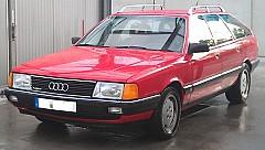 AUDI 100 Avant (44, 44Q, C3) 08/1982 – 11/1990