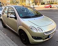 SMART FORFOUR (454) 01/2004 – 06/2006