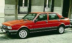ALFA ROMEO GIULIETTA (116_) 10/1977 – 12/1985