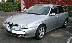 ALFA ROMEO 156 Sportwagon (932_) 02/1997 – 05/2006