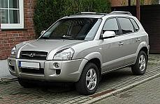HYUNDAI TUCSON (JM) 08/2004 – 03/2010