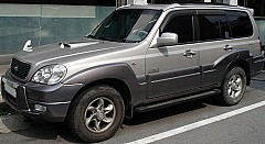 HYUNDAI TERRACAN (HP) 12/2001 – 12/2006