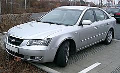 HYUNDAI SONATA V (NF) 01/2005 – 12/2010