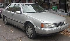HYUNDAI SONATA II (Y-2) 01/1991 – 10/1993