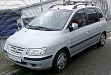 HYUNDAI MATRIX (FC) 06/2001 – 08/2010