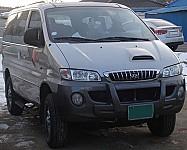 HYUNDAI H-1 / STAREX Großraumlimousine 06/1997 – 12/2008