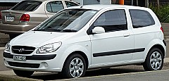 HYUNDAI GETZ (TB) 09/2002 – 06/2009