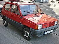 FIAT PANDA (141_) 10/1980 – 07/2004