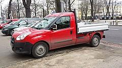FIAT DOBLO Pritsche/Fahrgestell (263_) 02/2010 – heute