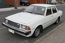 MAZDA 626 I (CB) 05/1979 – 05/1982