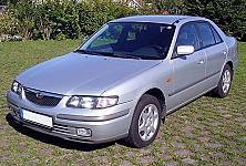 MAZDA 626 V (GF) 05/1997 – 10/2002