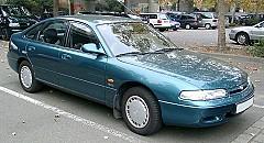 MAZDA 626 IV Hatchback (GE) 08/1991 – 04/1997