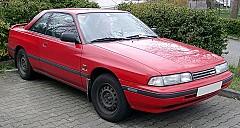 MAZDA 626 III Coupe (GD) 06/1987 – 05/1992