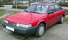 MAZDA 626 III Hatchback (GD) 06/1987 – 05/1992