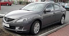 MAZDA 6 Hatchback (GH) 08/2007 – 07/2013