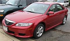 MAZDA 6 Hatchback (GG) 08/2002 – 08/2007