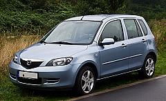 MAZDA 2 (DY) 04/2003 – 09/2007