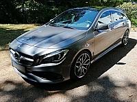 MERCEDES-BENZ CLA Coupe (C117) 06/2012 – 03/2019
