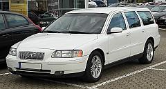 VOLVO V70 II (285) 03/2000 – 12/2008