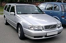 VOLVO V70 I (875, 876) 11/1996 – 12/2000