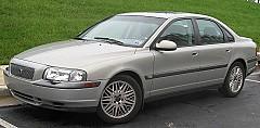 VOLVO S80 I (184) 05/1998 – 02/2008