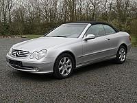 MERCEDES-BENZ CLK Cabriolet (A209) 02/2003 – 03/2010