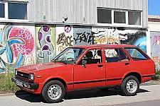 TOYOTA STARLET Kombi (KP6_) 02/1978 – 09/1984