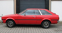 TOYOTA COROLLA Liftback (_E7_) 09/1979 – 09/1983