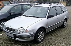 TOYOTA COROLLA Kombi (_E11_) 04/1997 – 10/2001
