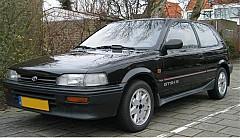 TOYOTA COROLLA Compact (_E9_) 08/1987 – 04/1992