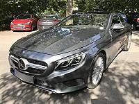 MERCEDES-BENZ S-CLASS Coupe (C217) 04/2014 – 05/2019