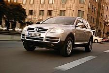 VW TOUAREG (7LA, 7L6, 7L7) 10/2002 – 05/2010