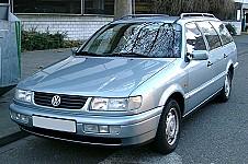 VW PASSAT (3A2, 35I) 02/1988 – 08/1996