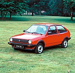 VW POLO Coupe (86C, 80) 10/1981 – 09/1994