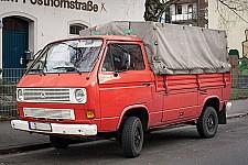 VW TRANSPORTER III Pritsche/Fahrgestell 05/1979 – 07/1992