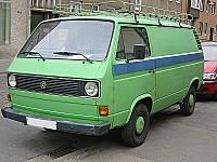 VW TRANSPORTER III Kasten 05/1979 – 07/1992