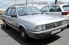VW PASSAT Stufenheck (32B) 08/1984 – 03/1988