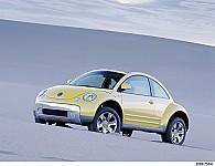 VW NEW BEETLE (9C1, 1C1) 01/1998 – 10/2010