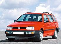 VW GOLF III Variant (1H5) 07/1993 – 04/1999