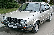 VW JETTA II (19E, 1G2, 165) 01/1984 – 07/1992