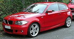 BMW 1 (E81) 09/2006 – 09/2012