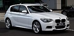 BMW 1 (F20) 11/2010 – 06/2019