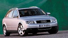 AUDI A4 Avant (8E5, B6) 04/2001 – 12/2004