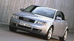 AUDI A4 (8E2, B6) 11/2000 – 12/2004