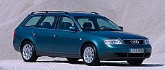 AUDI A6 Avant (4B5, C5) 12/1997 – 01/2005