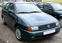 VW POLO CLASSIC (6V2) 11/1995 – 07/2006
